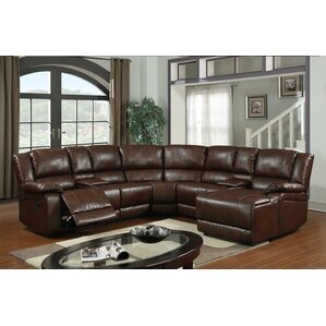 Cadence Reclining Sectional by Wildon Home ?