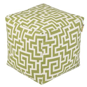 Croydon Occassional Outdoor Pouf Ottoman by Latitude Run