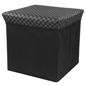 Blossom Storage Ottoman by Home Basics
