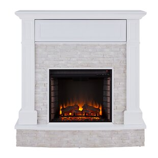 Faux Fireplace Surround Wayfair