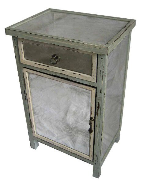 Dirty Kitchen Drawer: Cheungs Dirty Mirror 1 Drawer Cabinet & Reviews