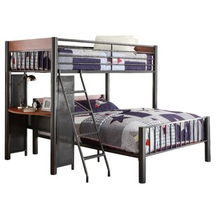 Queen Loft Bed Desk Wayfair