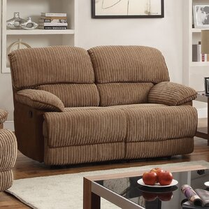 Malvern Motion Reclining Loveseat by ACME Furniture