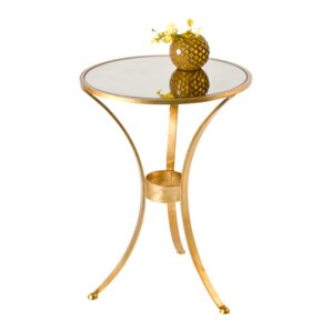 3 Leg End Table by Worlds Away