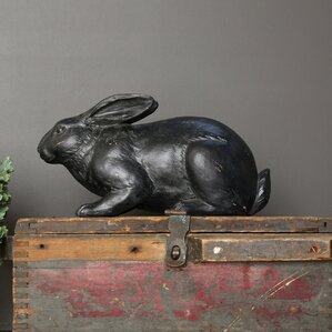 Smudge Resin Rabbit Figurine