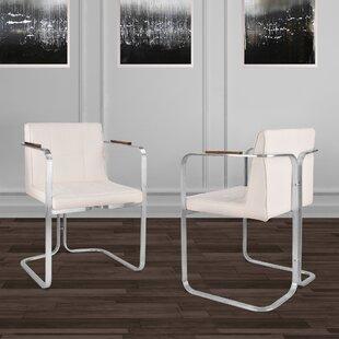 Varga Upholstered Dining Chair (Set of 2)