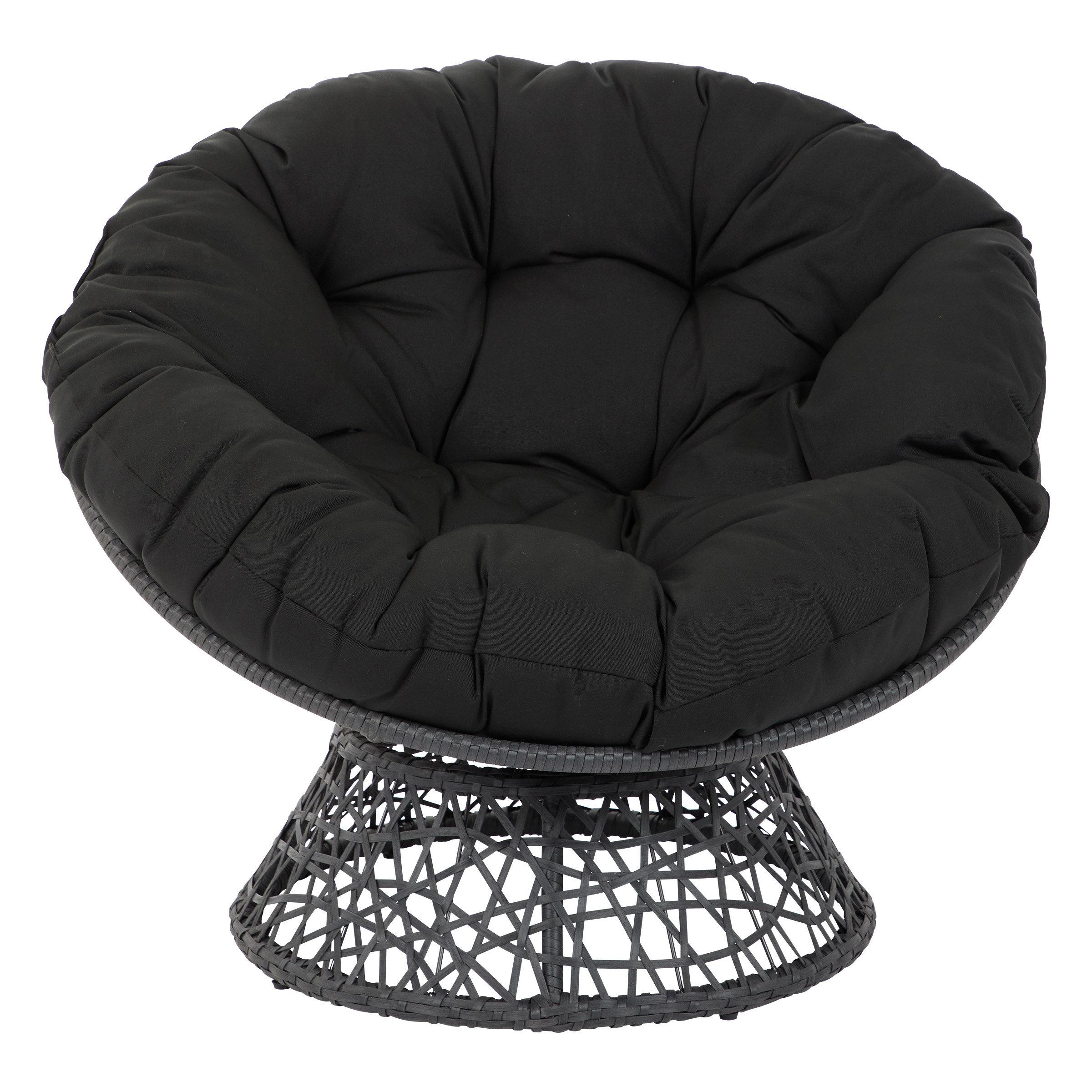 Attirant Papasan Chair