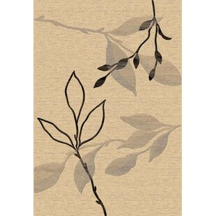 Makiver Cream Branches Area Rug