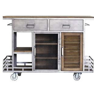 Zepeda Kitchen Island