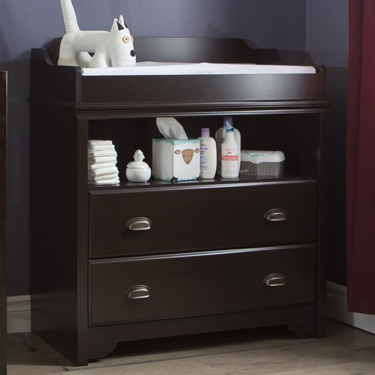 Fundy Tide Changing Table Dresser