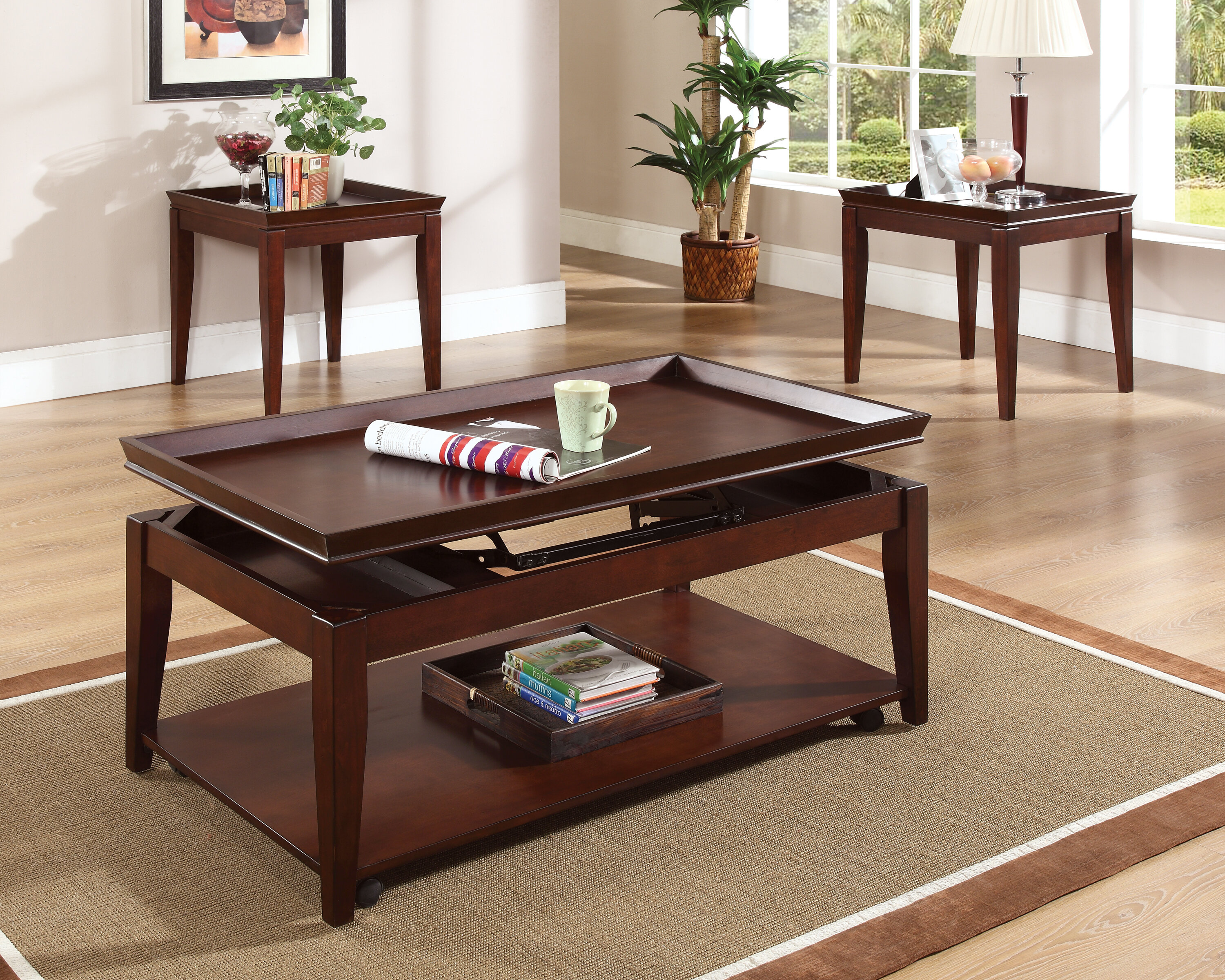 Sofa Table With Chairs living room list of things House Designer