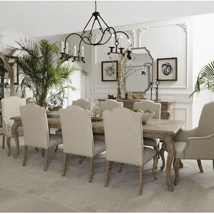 Campania 9 Piece Drop Leaf Dining Set. By Bernhardt