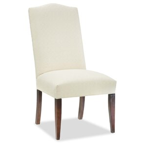Tapered Upholstered Dining Chair by Fairfield Chair