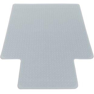 Plastic Carpet Chair Mat  sc 1 st  Wayfair & Chair Mats Youu0027ll Love | Wayfair