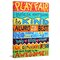 """Playroom Rules II"" by Nicola Joyner Typography Canvas Art"