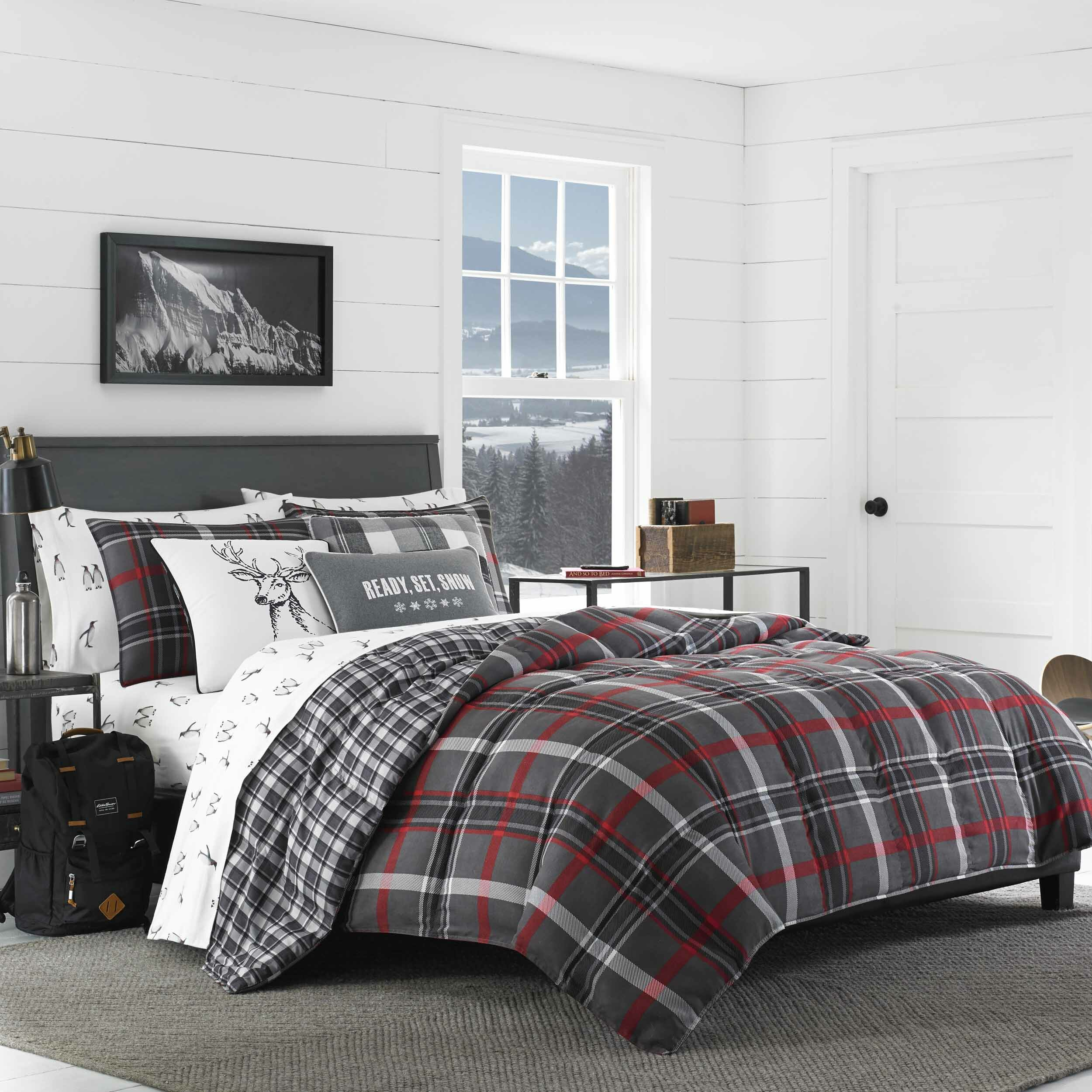 plaid stirring white nursery black check of twin and andte woolrich size hadley crib ideas boys set photo checkered decorating rustic sale baby room home mini beddingblack comforter buffalo by large throw bedding checked