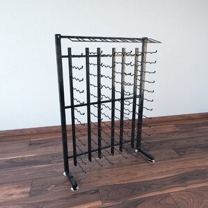 IDR Series 117 Bottle Floor Wine Rack by ..