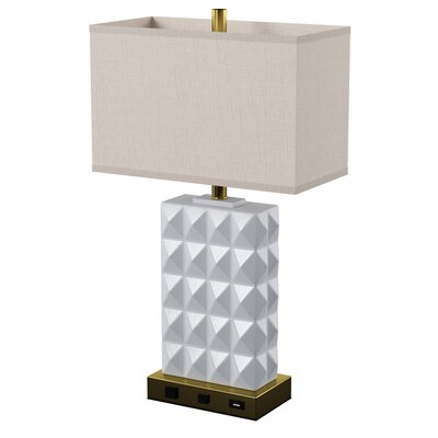 Mercury Row Yeates 28 Table Lamp