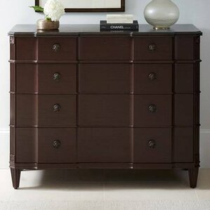 Claudia 4 Drawer Dresser by Stanley Furniture