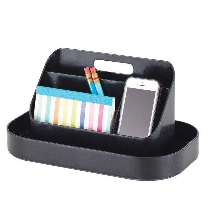Safco Products Portable Caddy Desktop Organizer | Wayfair