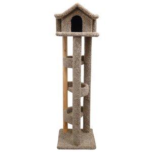 71″ Pagoda Cat Condo