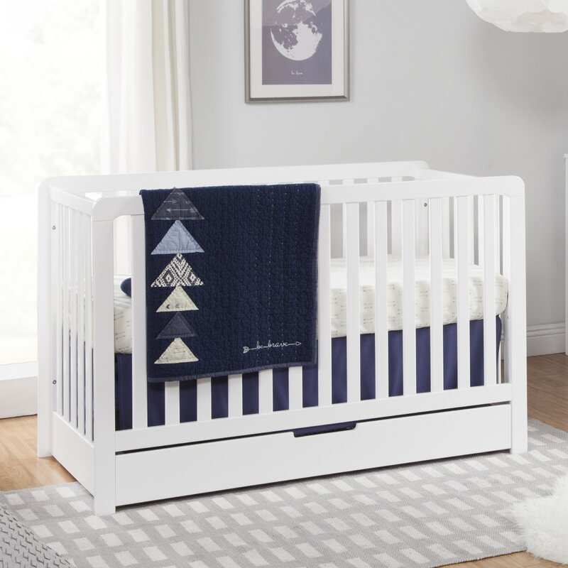Carters Colby 4 In 1 Convertible Crib Reviews Wayfair