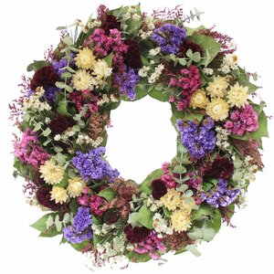 Fabulous Flowers 16'' Wreath