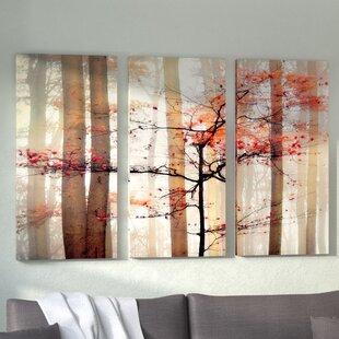 b9f8c2a39 'Orange Awakening' Photographic Print on Wrapped Canvas