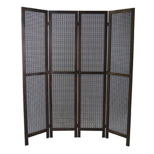 Winter Hill 4 Panel Room Divider