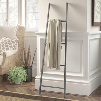 Leaning Ladder Towel Rack Wayfair