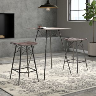 Bowley 3 Piece Dining Set