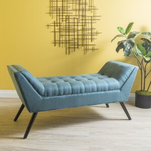 bench living room. Doonan Upholstered Bench Benches You ll Love  Wayfair