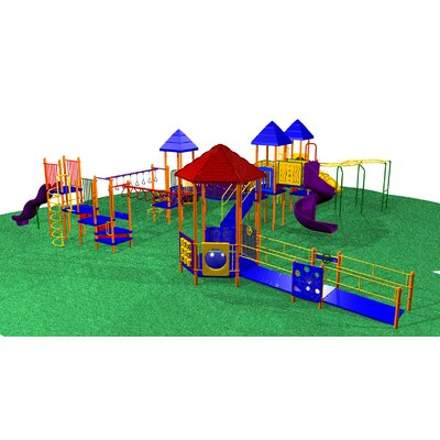Commercial Playground Equipment You Ll Love Wayfair