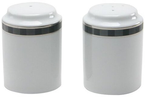 Black Tie Salt and Pepper Set