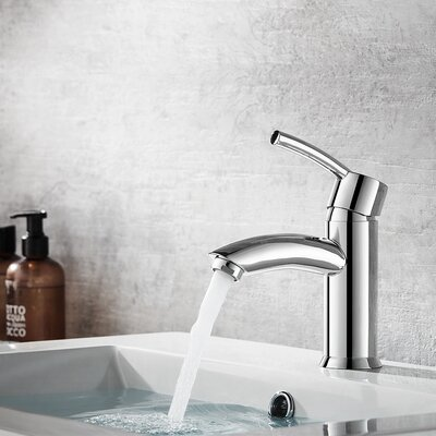 Artos Wall Mounted Bathroom Faucet with & Reviews | Wayfair