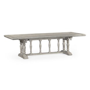 Elizabethan Solid Wood Dining Table
