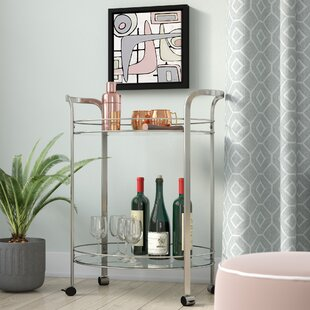 Sharkey Bar Cart