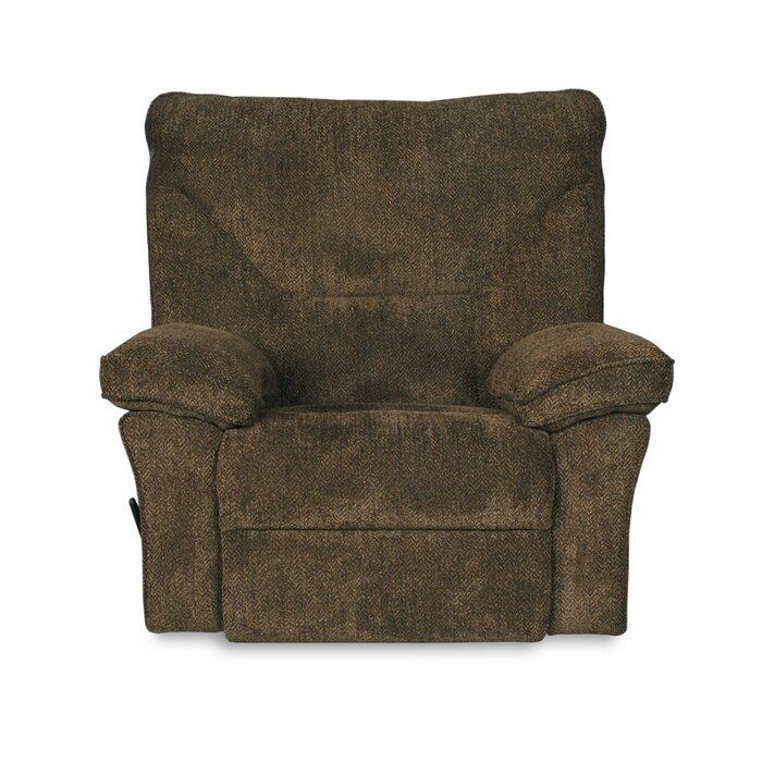 mocha rocker of picture waylon recliner