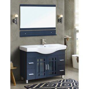 Tous les meubles-lavabos de salle de bain: Style - Rustique | Wayfair.ca