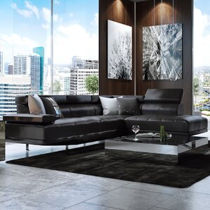 Maryanne Reclining Sectional by Orren Ellis