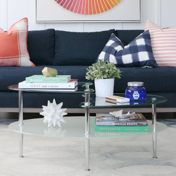 Glass Coffee Tables Youll Love