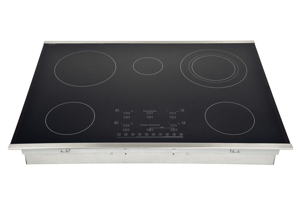 electric cooktop. 30\ Electric Cooktop