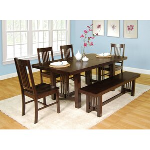 Sequoyah Extendable Dining Table by Bl..