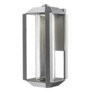 Spiro 1-Light Outdoor Flush Mount