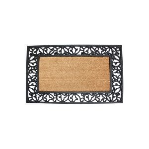 Scroll Plain Doormat