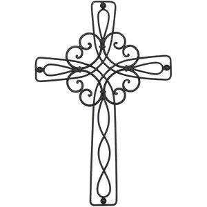 Modern & Contemporary Metal Wall Cross
