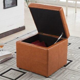 Luxury Comfort Storage Ottoman