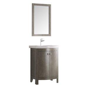 Custom Bathroom Vanities Bay Area 24 inch bathroom vanities you'll love | wayfair
