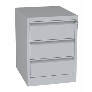3 drawer mobile vertical filing cabinet by bakpol s c discount