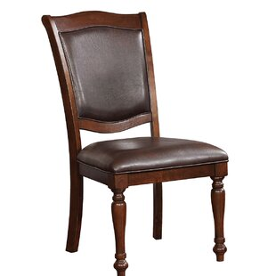 Kermit Upholstered Dining Chair (Set Of 2) Great Reviews